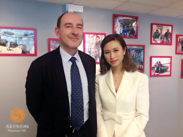 《中國法國50年》第一期