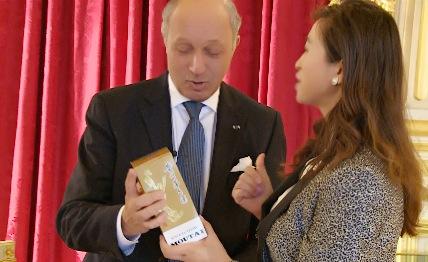專訪法國現任外長