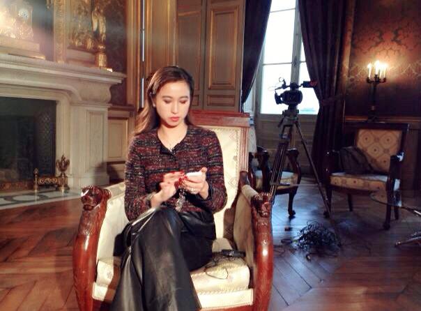 專訪法國外交部發言人納達爾