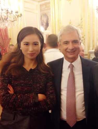 專訪法國國民議會議長克洛德巴爾 托洛內