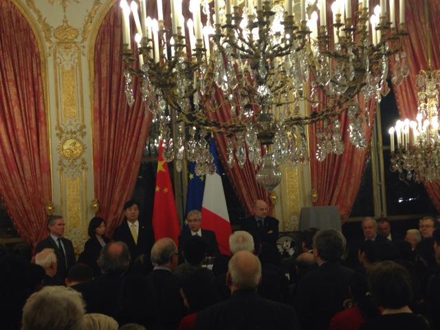 專訪法 國國民議會議長克洛德巴爾托洛內