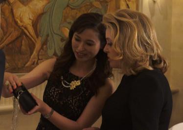 專訪法國國寶級女影星凱瑟琳·德納芙