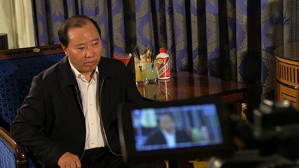 專訪貴州茅臺集團董事長袁仁國