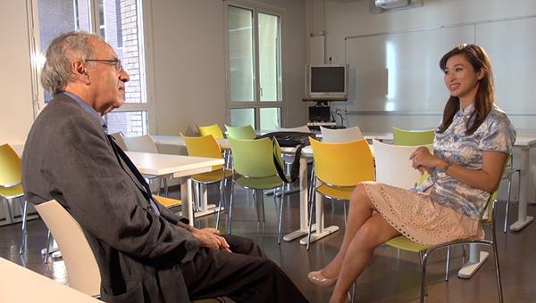 專訪法國首位漢語教學 總督學 白樂桑