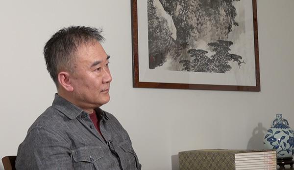 中法五十年中方總協調人、文化部外聯局副局長蒲通