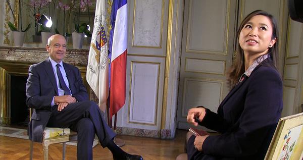 法國前總理、前外長、波尔 多市市長、2017年总统大选候选人阿蘭·朱佩