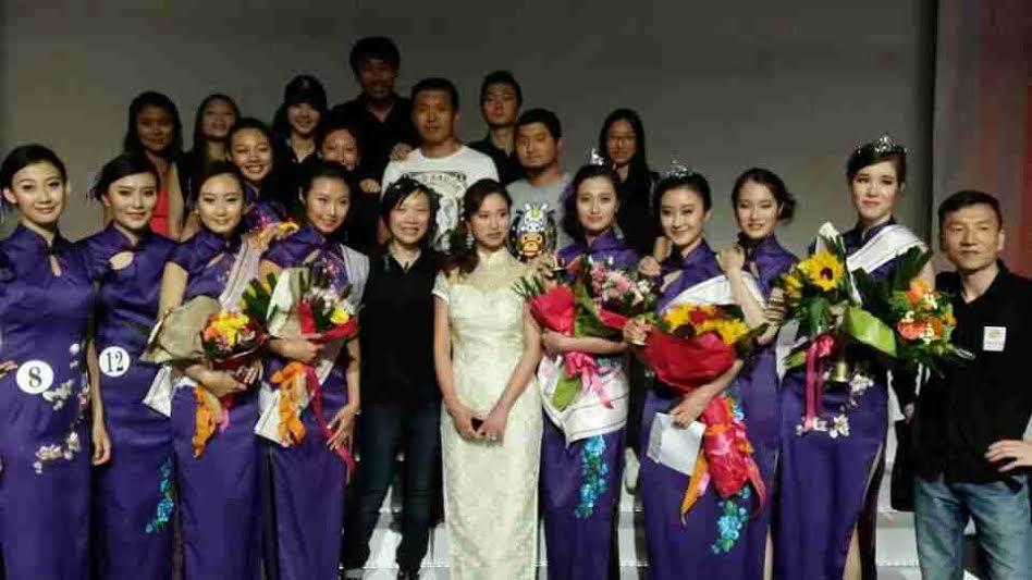中華小姐歐洲賽區比賽集錦
