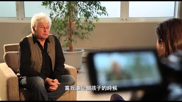 專訪法國導演讓·雅克·阿諾
